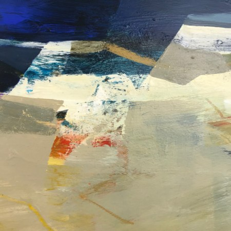 Drift Dive (detail) Alice Sheridan