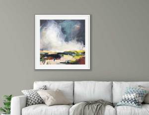 large abstract prints to order