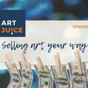 How to sell art your way