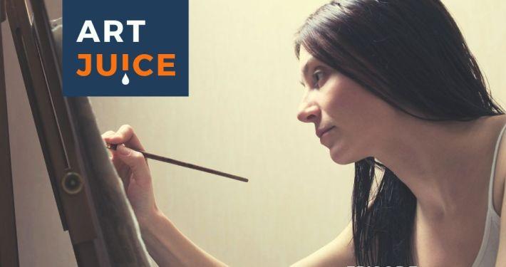 artist commission easel