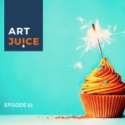 Art Juice podcast Daring Greatly