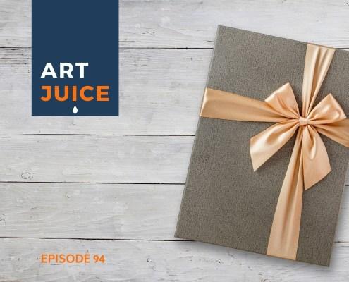 Art as a gift