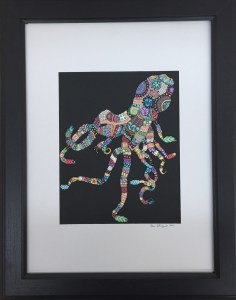 Cane Mapped octopus - Alice Stroppel