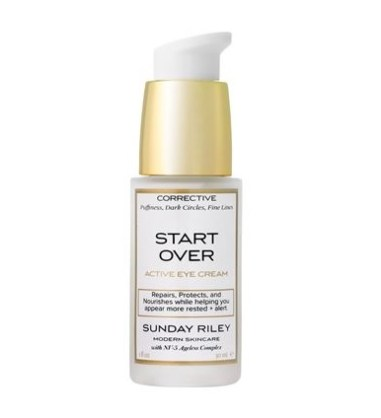 Start Over Active Eye Cream, Sunday Riley