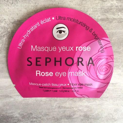 Rose Eye Mask, Sephora