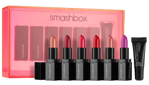 Lipstick + Mattifier Set