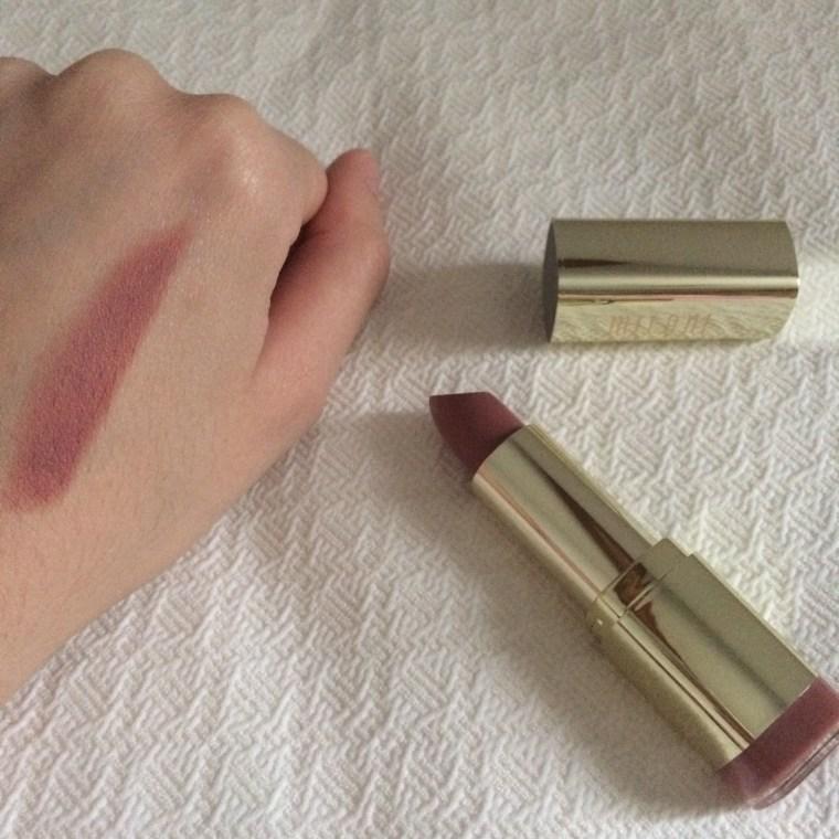 Color Statement Moisture Matte Lipstick in '61 Naked', Milani