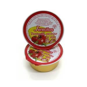 monodosis tomate aceite oliva virgen extra y ajo Jerecitos