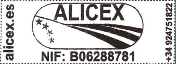 sello alicex sin firma