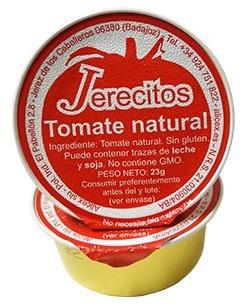 Tostadas con tomate natural Jerecitos
