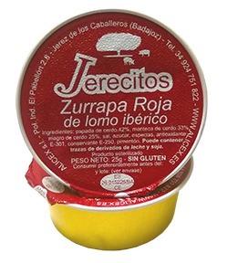 monodosis zurrapa roja jerecitos