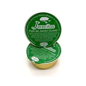 monodosis de jamón curado Jerecitos