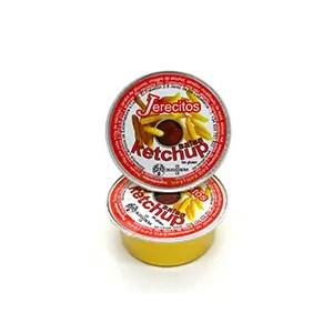 monodosis de ketchup Jerecitos