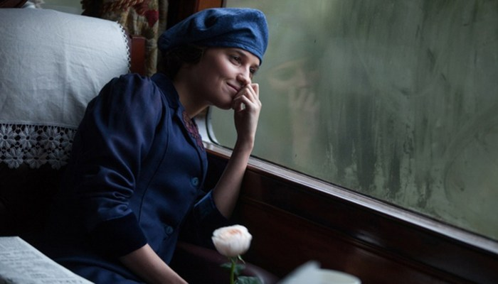 First Look at Alicia Vikander in 'Testament of Youth'