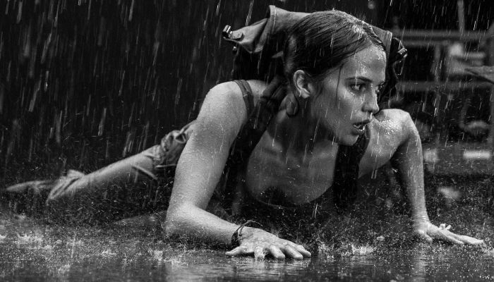 EW: Alicia Vikander teases her version of Lara Croft