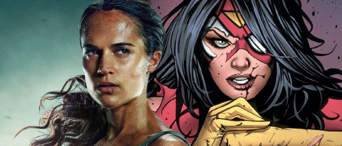 Marvel Considering Alicia Vikander For Kate Bishop In 'Hawkeye'