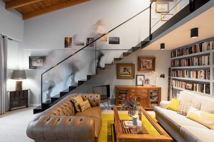 Reforma duplex Sant Cugat - Studi Goves