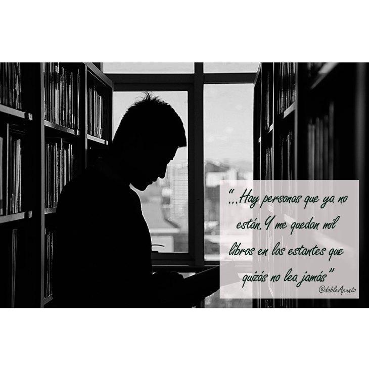 Poema: Libros