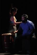 """Alicia Díaz and Héctor """"Coco"""" Barez Photo: Hiroyuki Ito"""