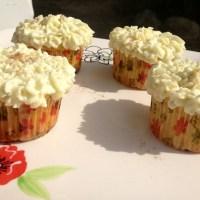 Cupcakes de Rompope