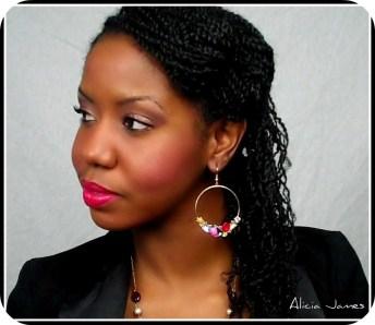 Two Strand Twist - Alicia James