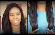 1000 senegalese braids