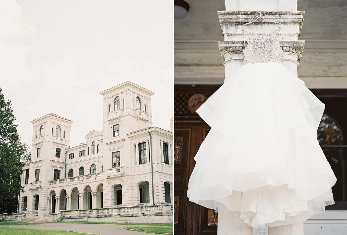 Swannanoa Palace Wedding