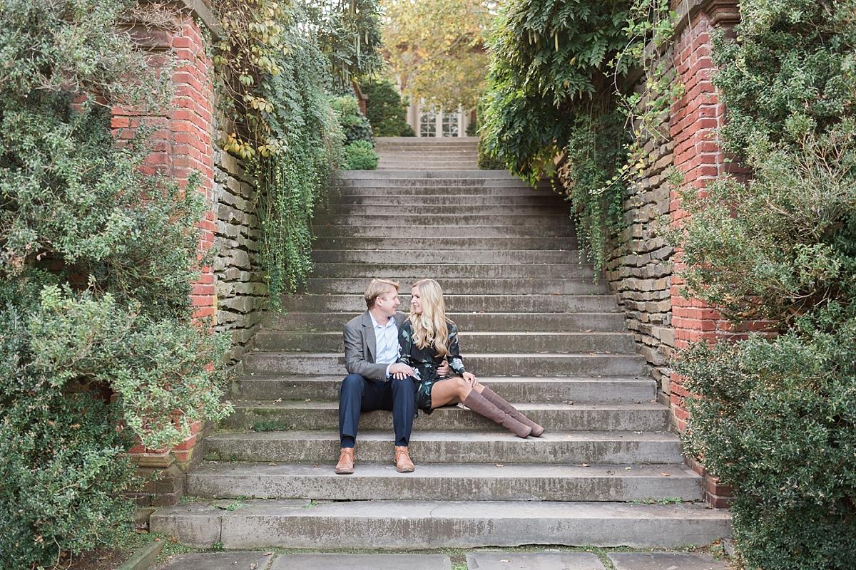 Dumbarton Oaks Engagement