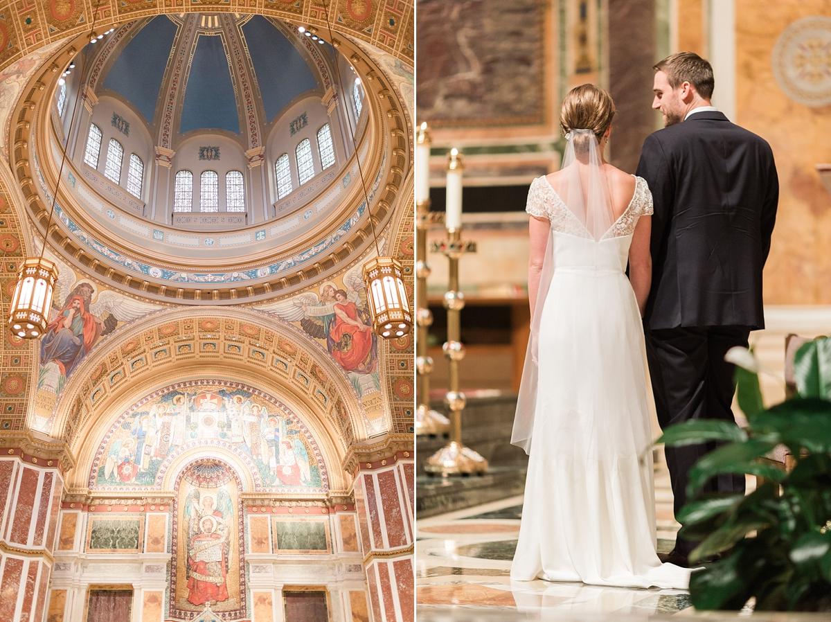 DAR Constitution Hall DC Wedding