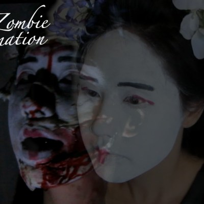 Geisha Zombie Transformation