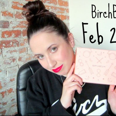 2nd Ever BirchBox Unboxing !