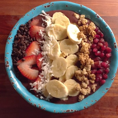 Delicious Acai Smoothie Bowl Recipe