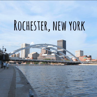 """Taste Of"" Series Episodes 1 & 2: Rochester NY !"