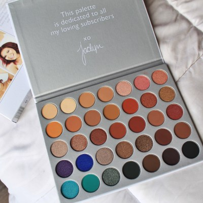 Jaclyn Hill X Morphe Palette Overview + Tutorial
