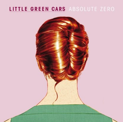 little green cars
