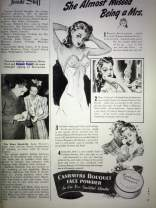 Photoplay Nov 1943 brief mention of Eleanor Powell and Glenn Ford