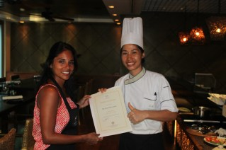 Tom Yum Goong Master Certificate