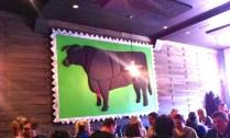 Grange Hall Burger Bar Cow