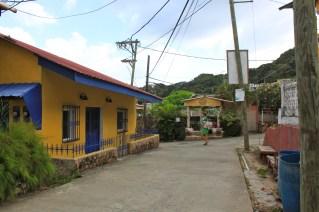 Streets of Isla Taboga