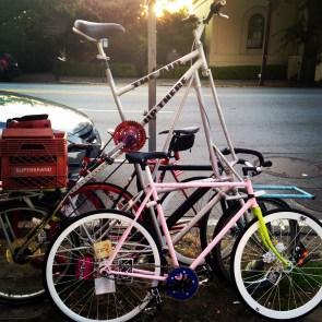 Hipster Bikes Savannah