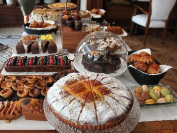 Cotton House Pastry Buffet