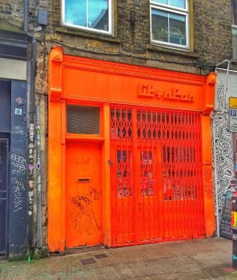 Orange Storefront East End, London   AliciaTastesLife.com