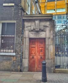 Truman, Hanbury, Buxton & Co. Door East End London   AliciaTastesLife.com