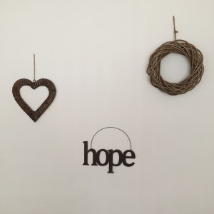 Praying With Hope