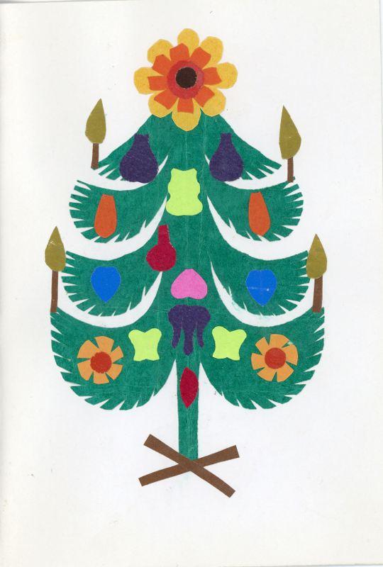 Christmas Cards Alicja Mann Waves