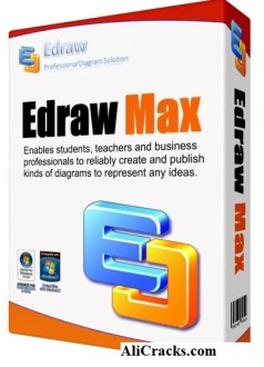 Edraw Max 9.1 Crack + Serial Number 2018 Free Download