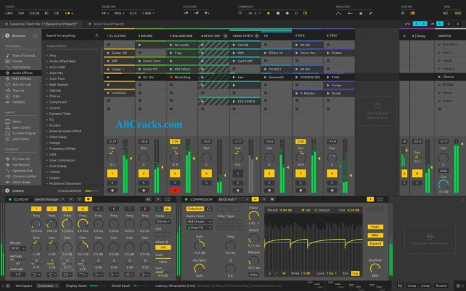 Ableton Live 10 Crack + Keygen [Mac + Win] Free Download