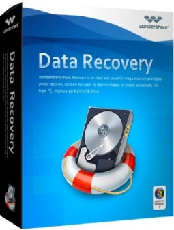 Wondershare Data Recovery 6.5.1 Crack & Product Key Download