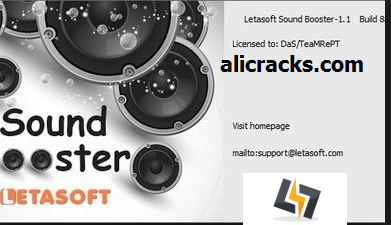 Sound Booster 1.9 Crack Plus Product Key List Download