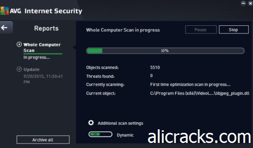 AVG Antivirus 2018 Crack & License Key Free Download